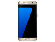 Смартфони Samsung Galaxy S7 edge (SM-G935F) 32GB, златист цвят