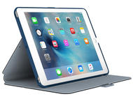 Калъфи за таблети Speck iPad Air Pro 9.7 StyleFolio, Deep Sea Blue/Nickel Grey