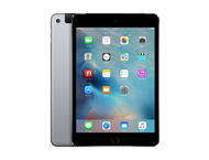 Таблети Apple iPad mini 4 Wi-Fi + Cellular 128GB, сив цвят