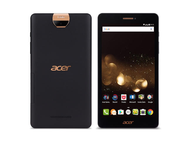 Таблети Acer Iconia Talk S (A1-734) 32GB, черен цвят