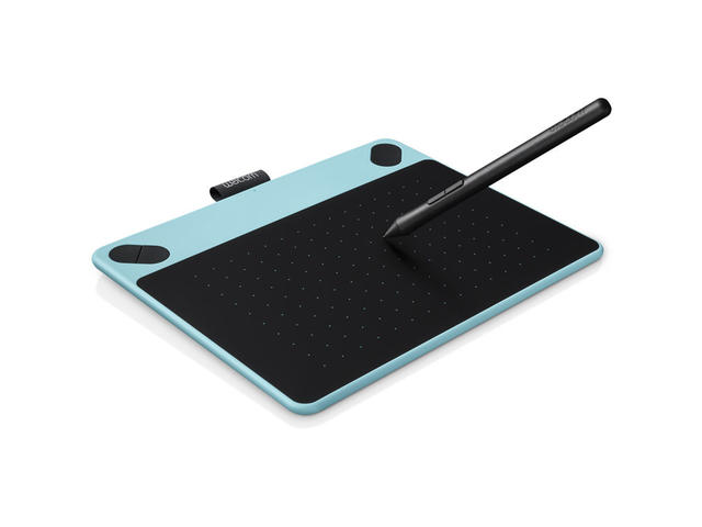 Графични таблети Wacom Intuos Art Pen & Touch Small Blue
