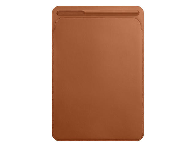 Калъфи за таблети Apple Leather Sleeve за 10.5‑инчов iPad Pro - Saddle Brown