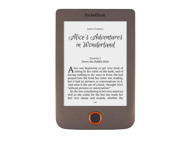 E-reader PocketBook Basic Lux PB615