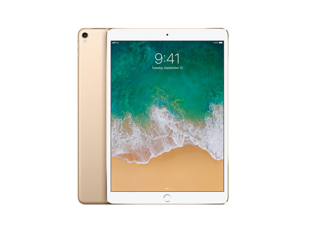 Таблети Apple iPad Pro 10.5 Cellular 64GB, Gold