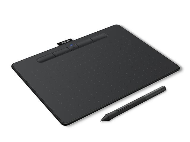 Графични таблети Wacom Intuos M Bluetooth Black