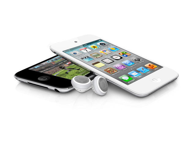 Таблети Apple iPod Touch 16GB, черен цвят
