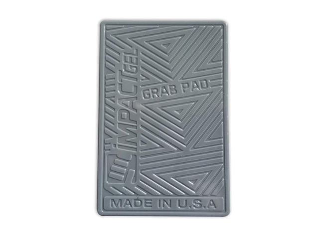 Стойки Impact Gel Grab Pad, в сиво