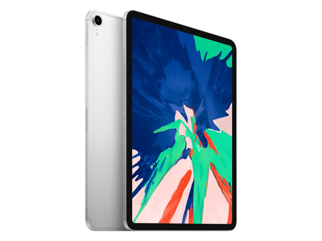Таблети Apple iPad Pro 11''(2018) Wi-Fi + Cellular 1TB, сребрист цвят