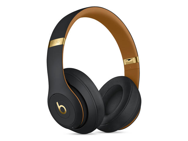 Слушалки Beats Studio3 Wireless, Midnight Black