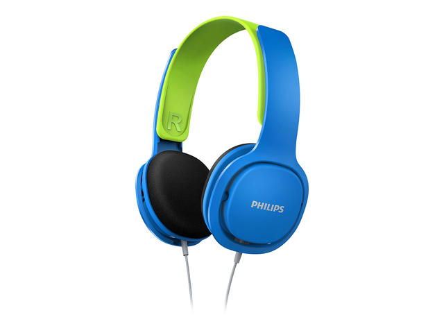 Слушалки Philips Kids SHK2000BL