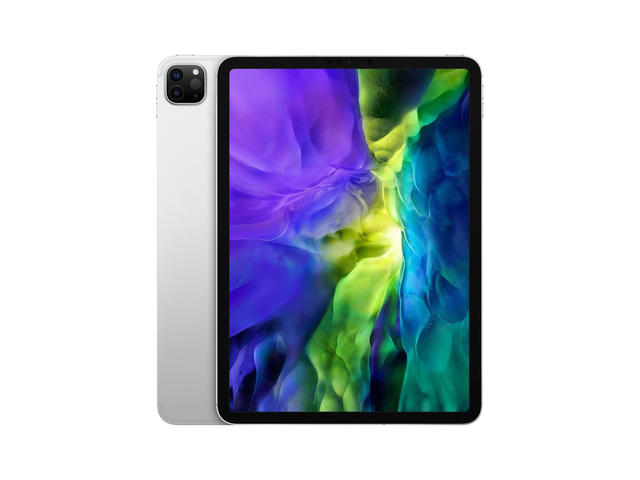 Таблети Apple iPad Pro 11 (2020) Cellular + WiFi 512GB - Silver
