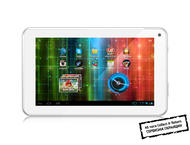 Таблети Prestigio MultiPad 7.0 ULTRA + 3670B 4GB, бял цвят