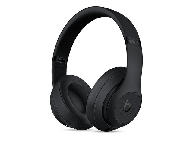 Слушалки Beats Studio3 Wireless Over‑Ear Headphones - Matte Black