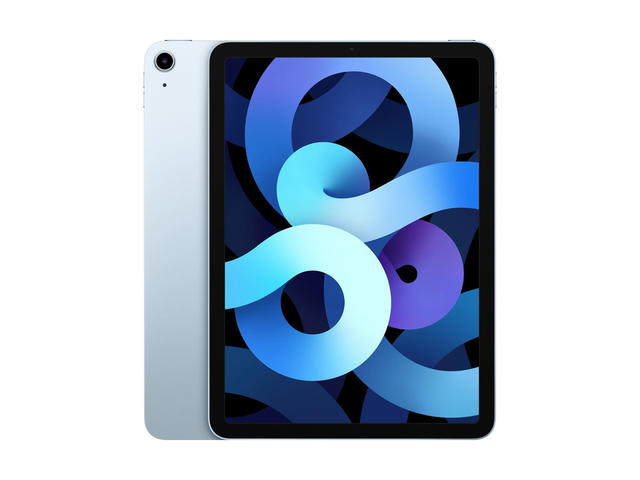 Таблети Apple iPad Air 4 (2020) Wi-Fi 256GB- Sky Blue