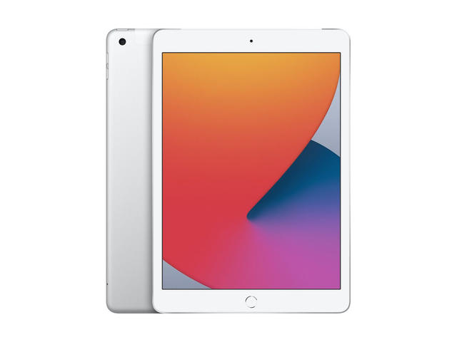 Таблети Apple iPad 10.2 (2020) Cellular 32GB - Silver