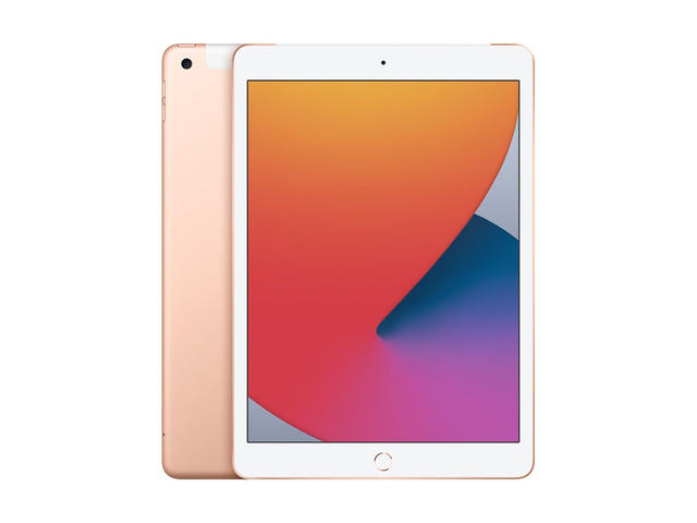 Таблети Apple iPad 10.2 (2020) Cellular 32GB - Gold
