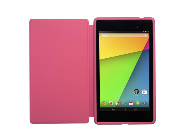 Калъфи за таблети Nexus 7 Travel Cover (2013), розов