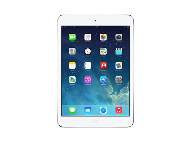 Таблети Apple iPad Mini Retina Wi-Fi 32GB, сребрист цвят