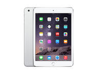 Таблети Apple iPad mini 3 Wi‑Fi + Cellular 128GB, сребрист цвят