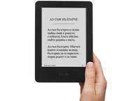 E-reader Amazon Kindle Glare